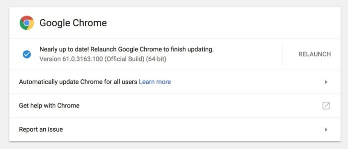 What's in the latest Chrome update? No more Flash (without