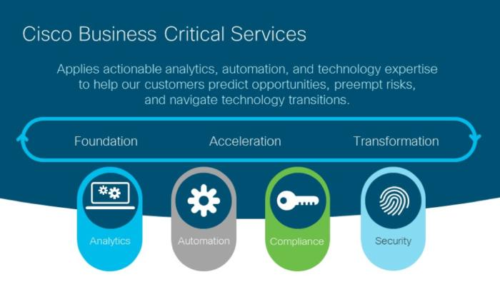 cisco business critical services