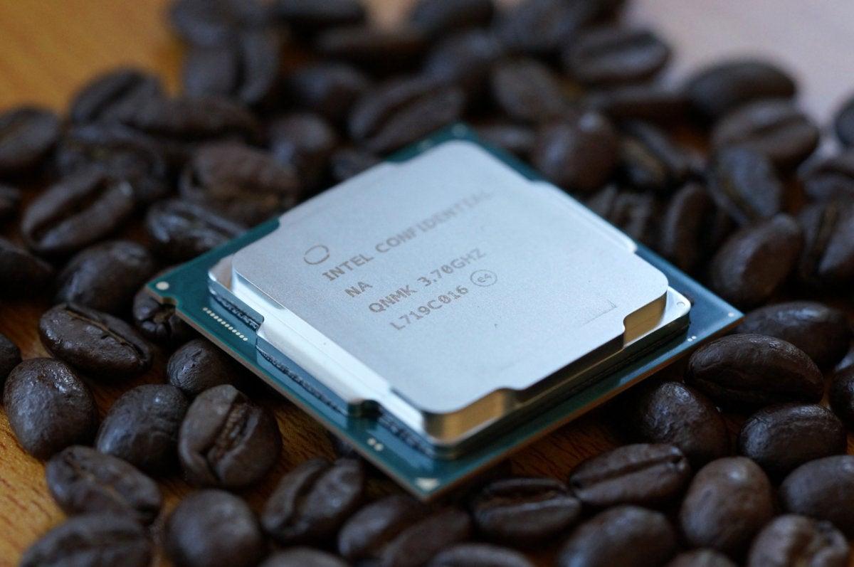 Core i7-8700K Coffee Lake