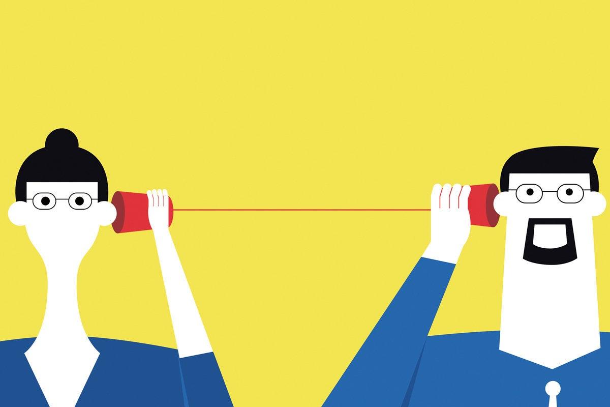 communication understanding executives phone diversity