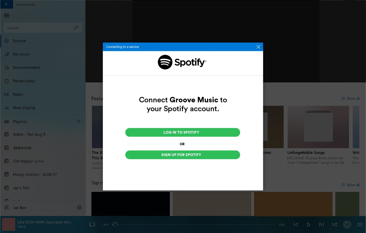 what groove users need to do now that microsoft is killing