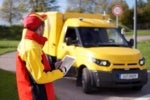 deutsche post dhl autonomous delivery vehicle