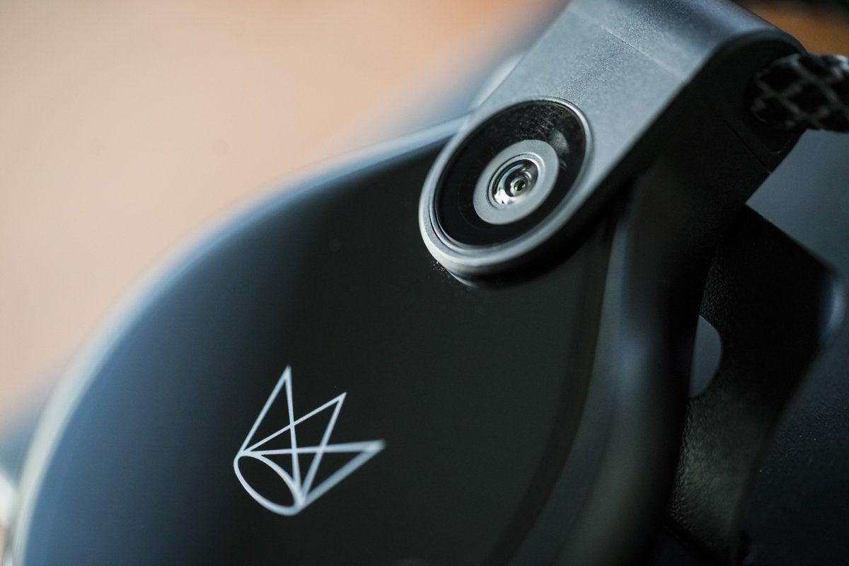 FrontRow camera