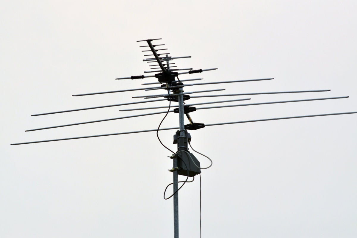 So wählen Sie eine TV-Antenne