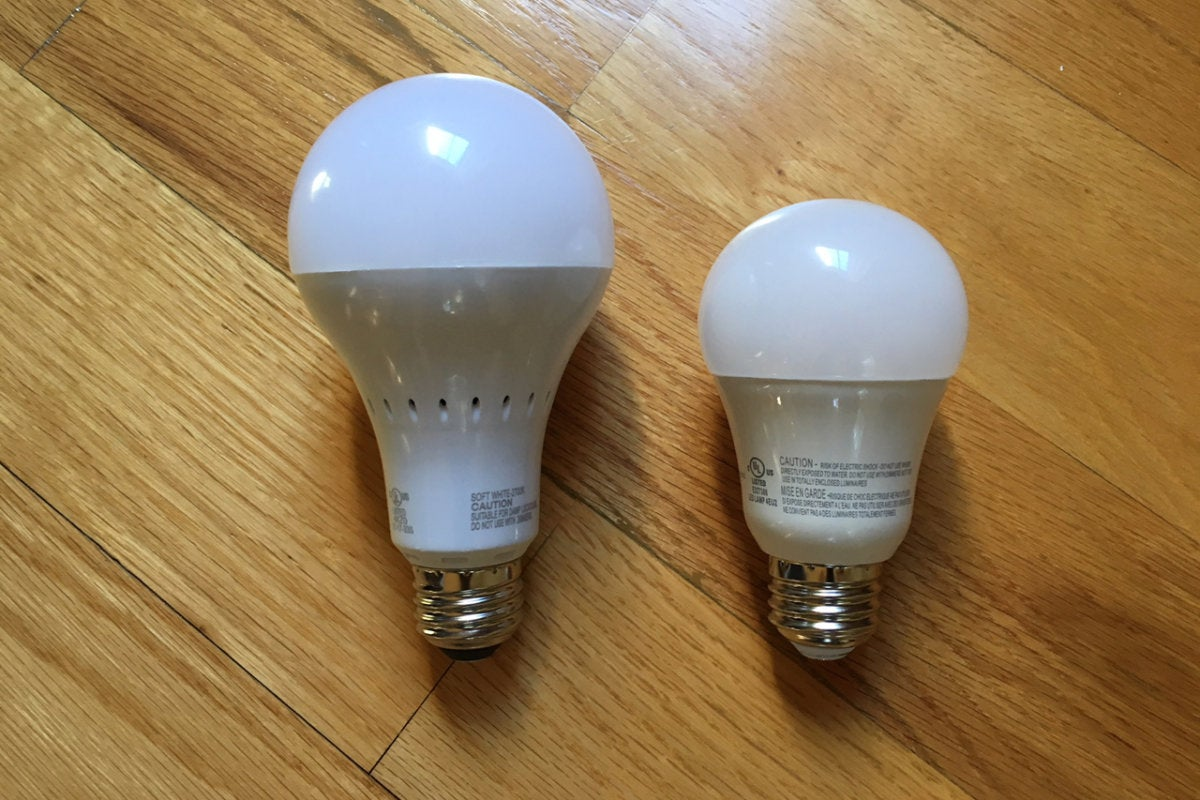 feit intellibulb battery compared