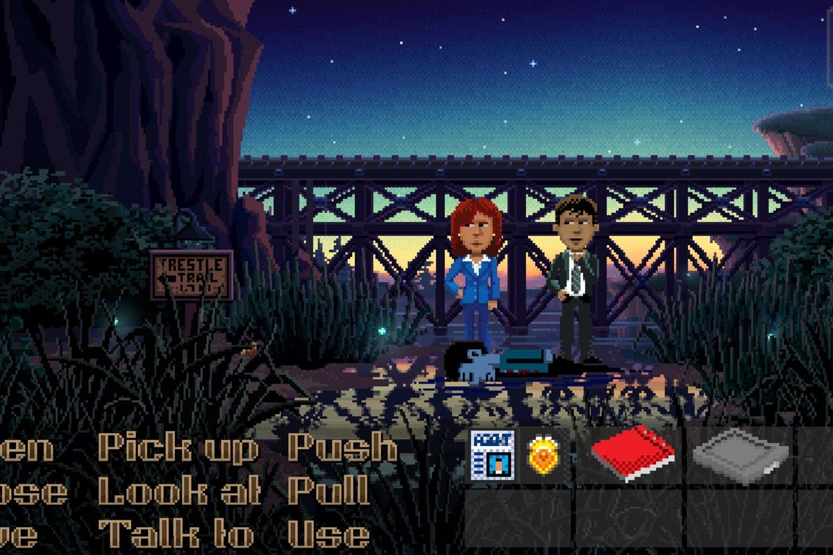 This week in games: Free copies of Thimbleweed Park, major