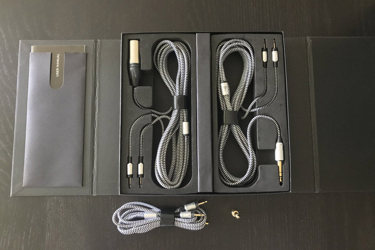 focal clear cables