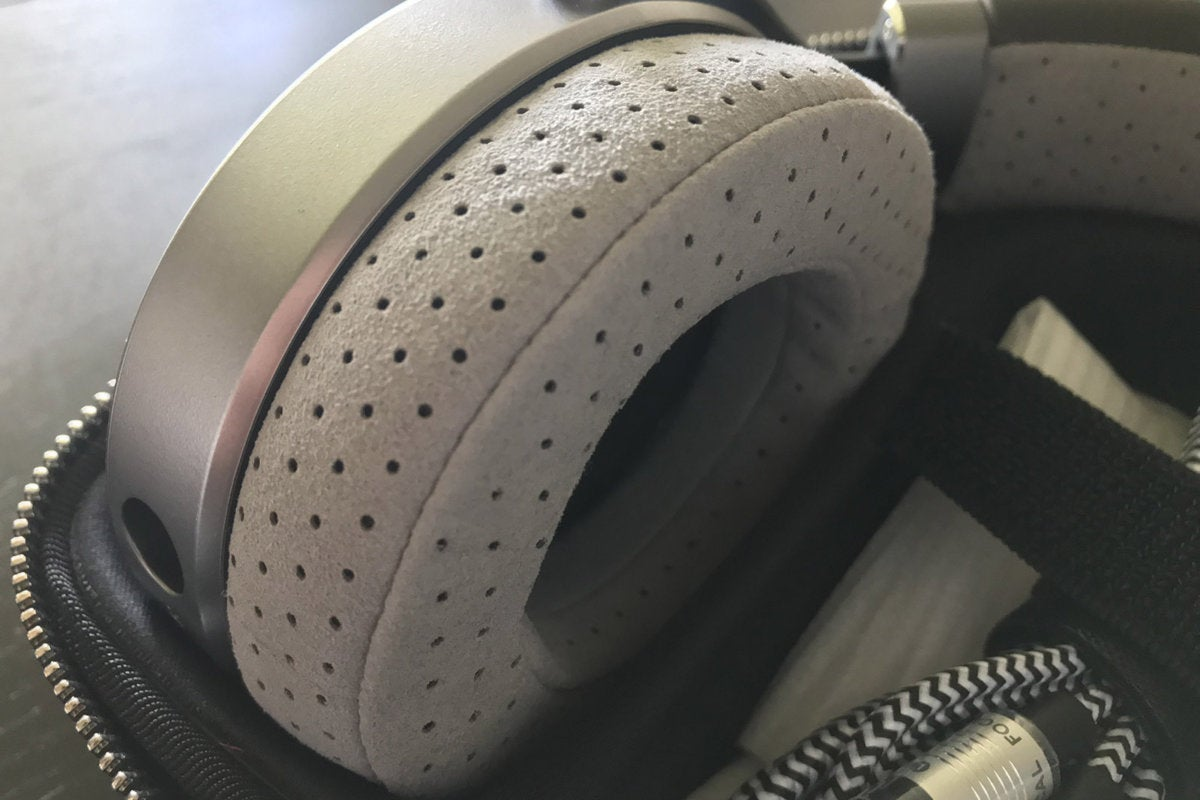 focal clear memory foam ear pad