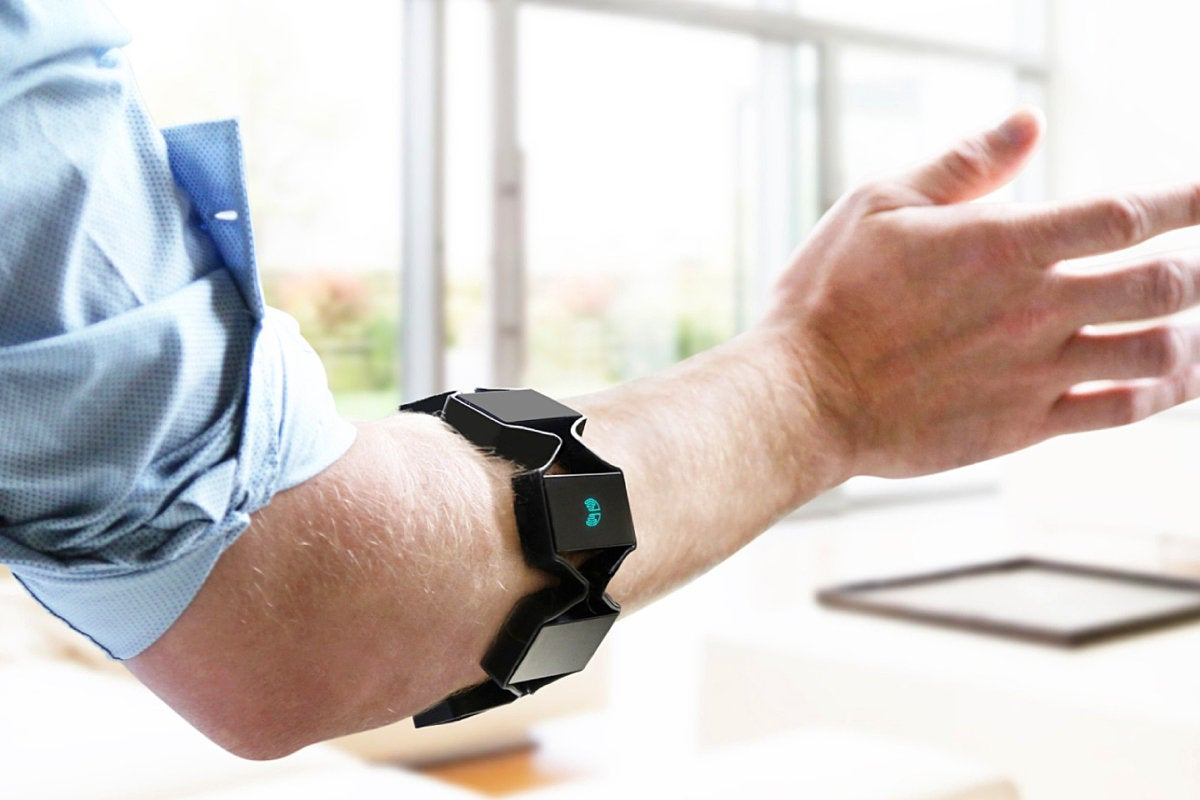 gesture control - Thalmic Labs