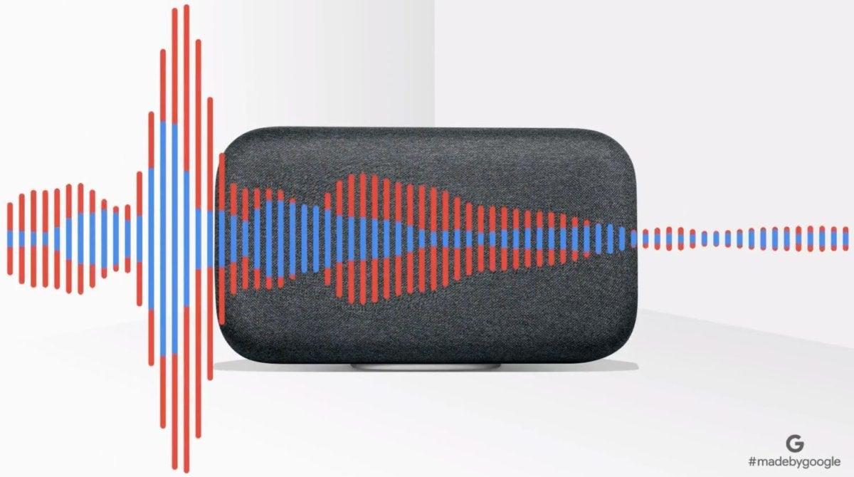 google home max tunes