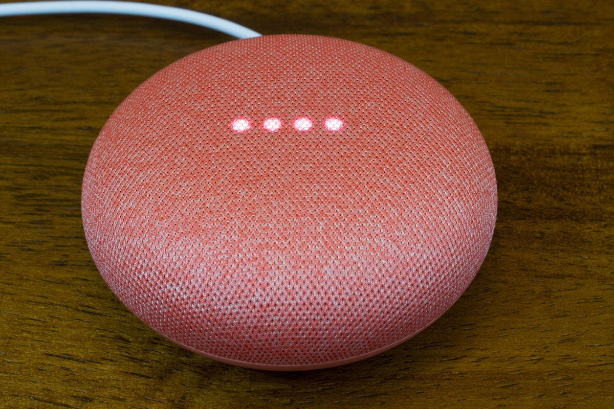 google home mini primary