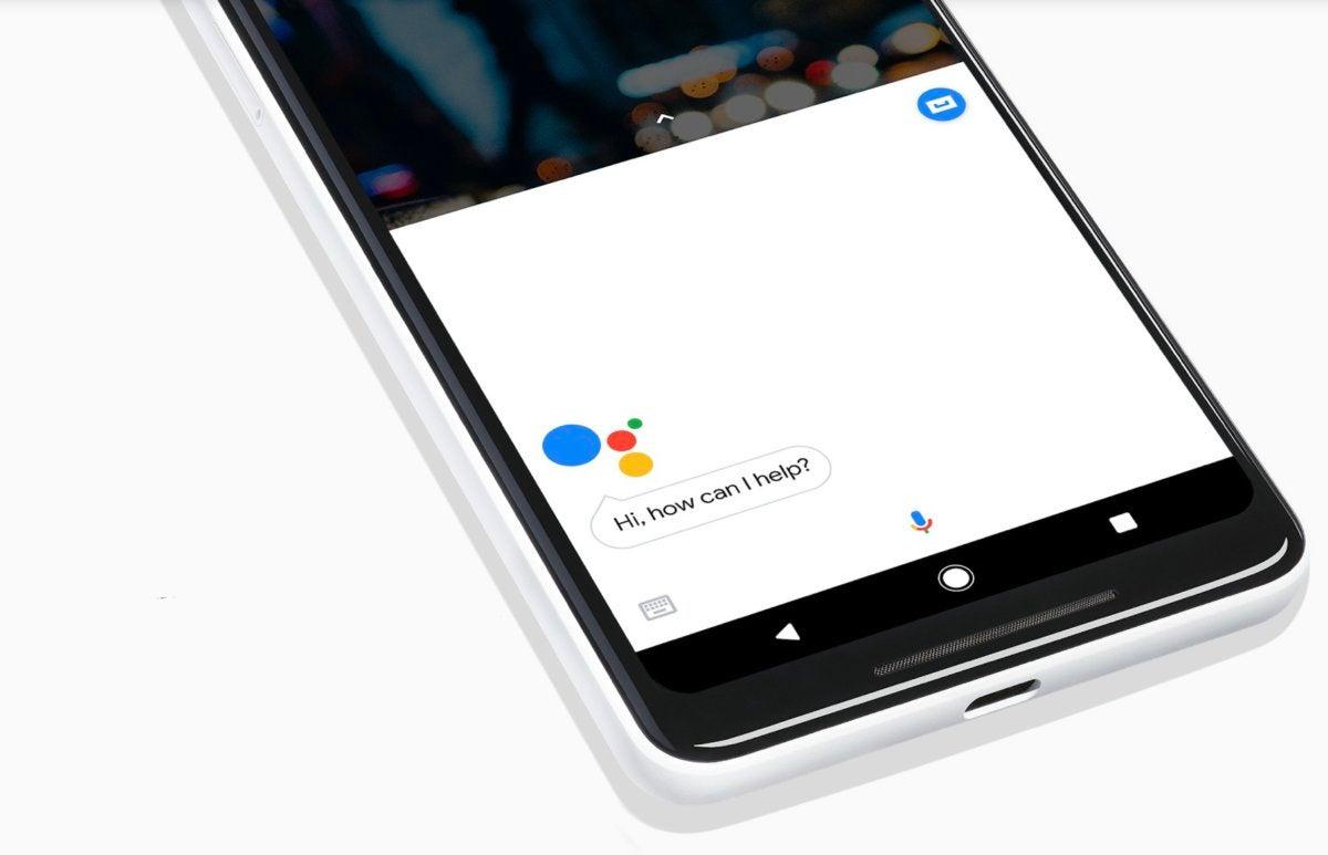 google pixel 2 xl assistant