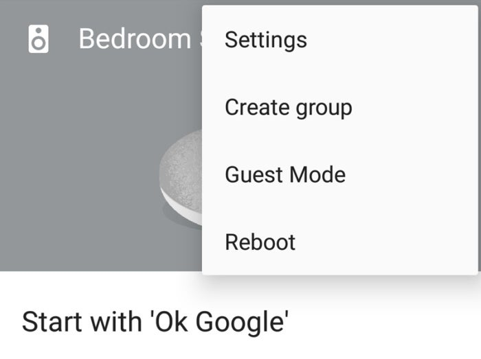 google home multiroom audio 2