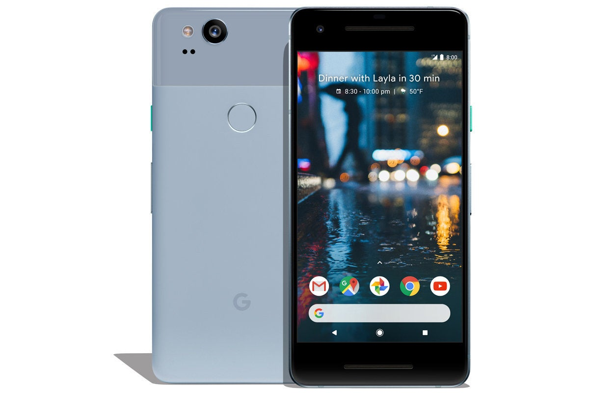 Review: Google's Pixel 2 phone is the smart (and safe