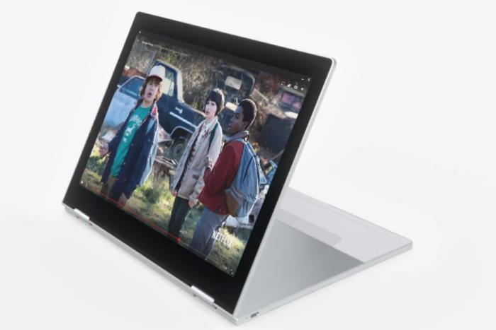 google pixelbook stand mode cropped
