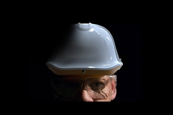 Keep IoT under your hat … your hardhat, that is