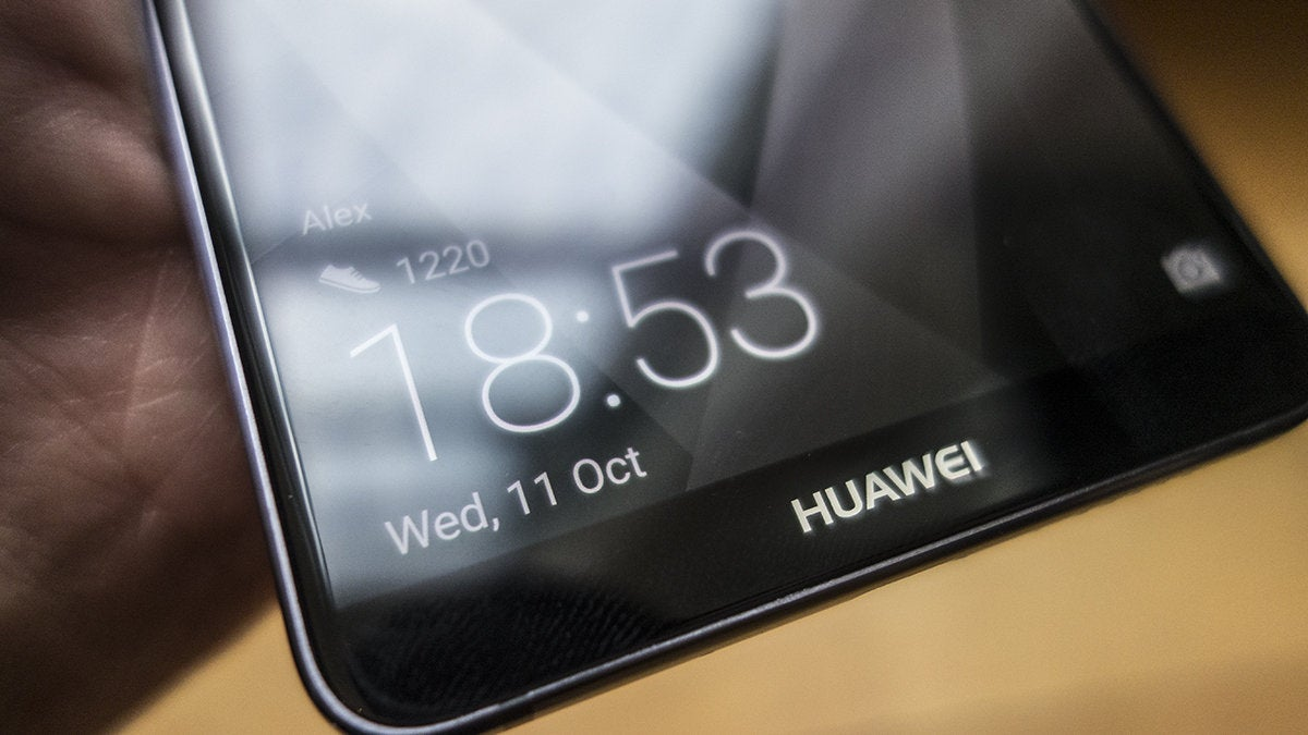 huawei mate 10 bottom bezel