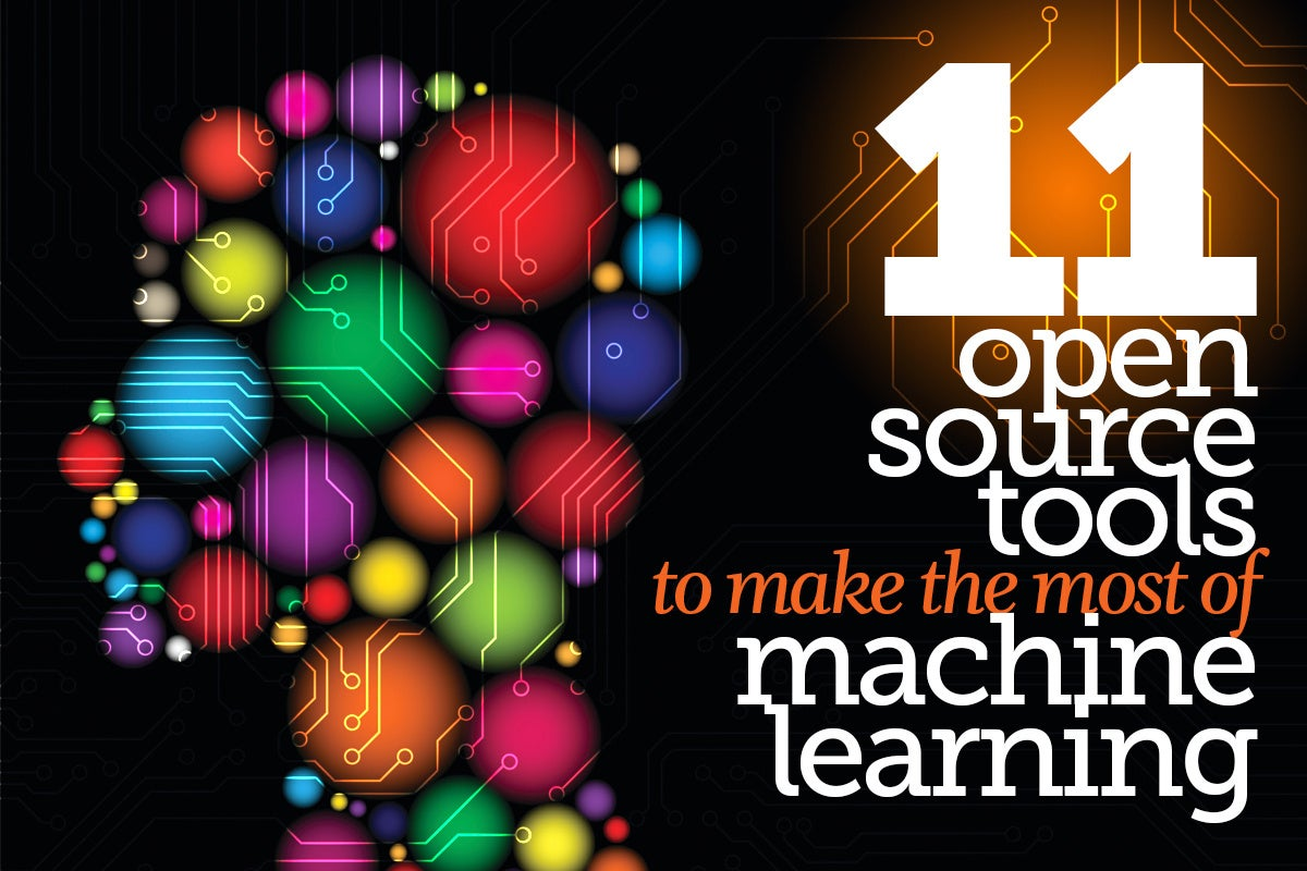 11 open source tools to make the most of machine learning