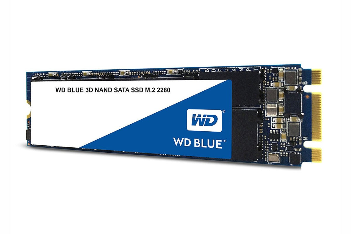 Wd Blue 3d Nand Sata Ssd Review One Of The Fastest Tlc Drives You