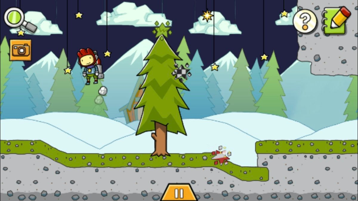 ios word scribblenauts