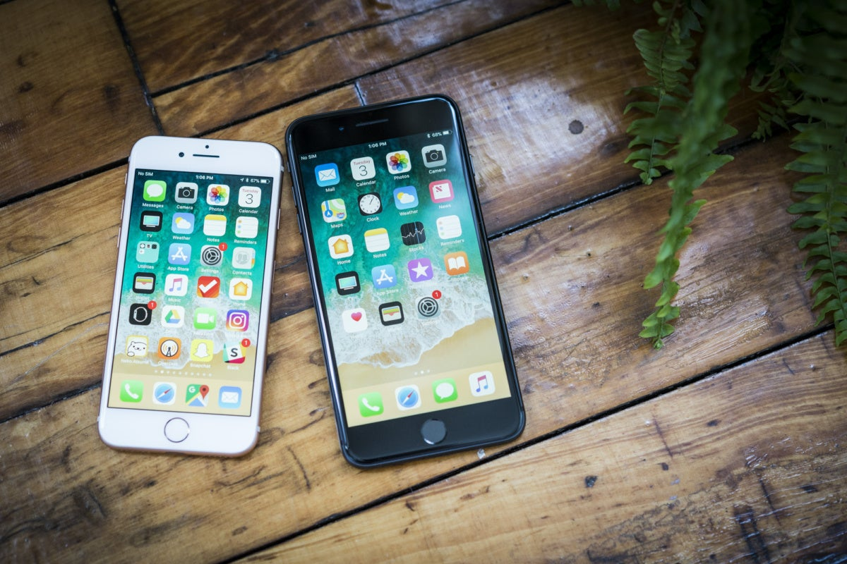 iPhone 8 and 8 Plus review  Macworld