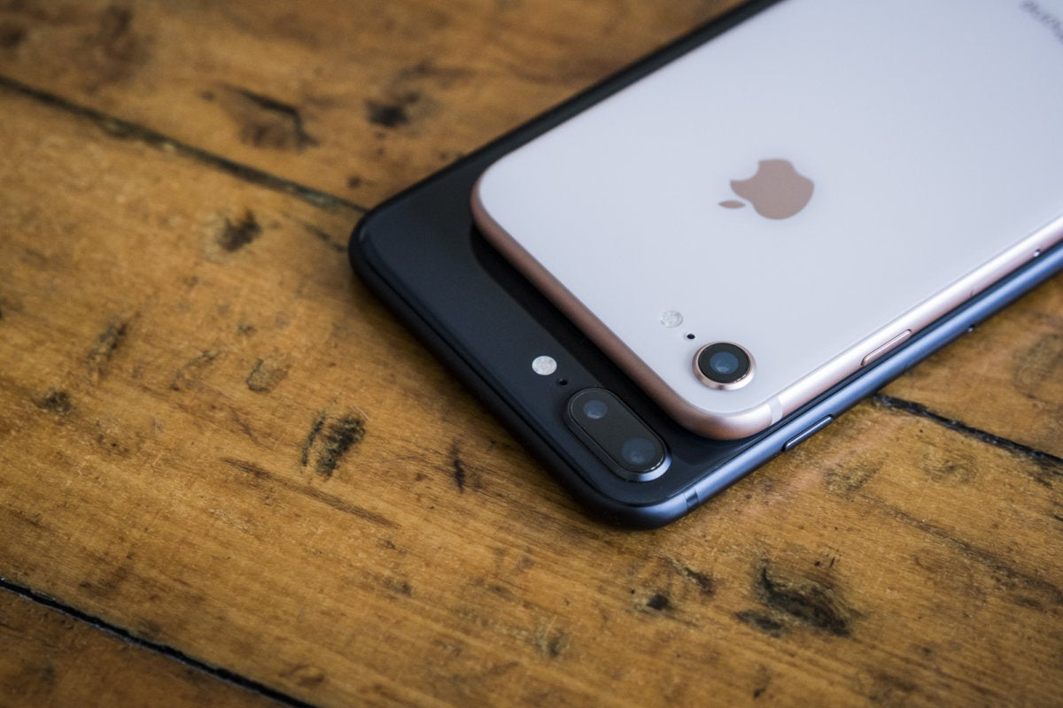 IPhone 8 And Plus Review