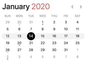 jan. 2020