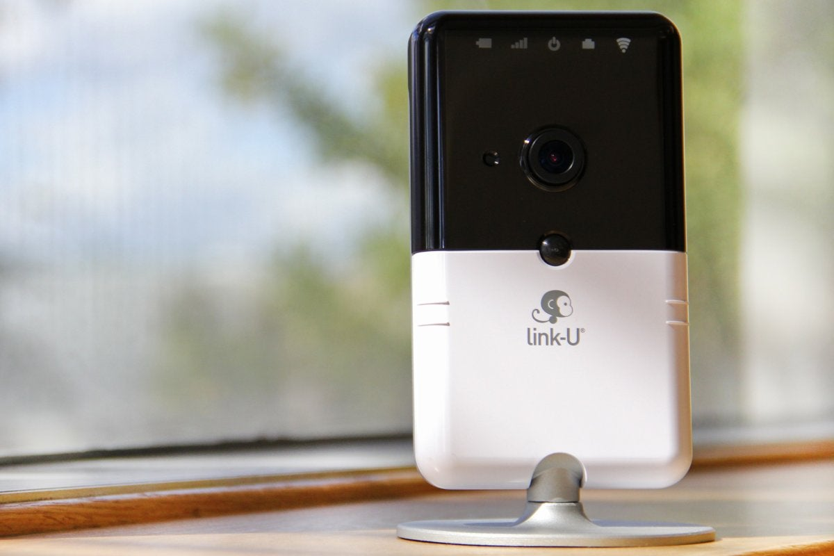 link u hybrid smartcam up close 3