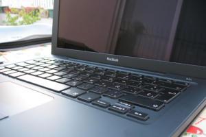 macbook negro 2007