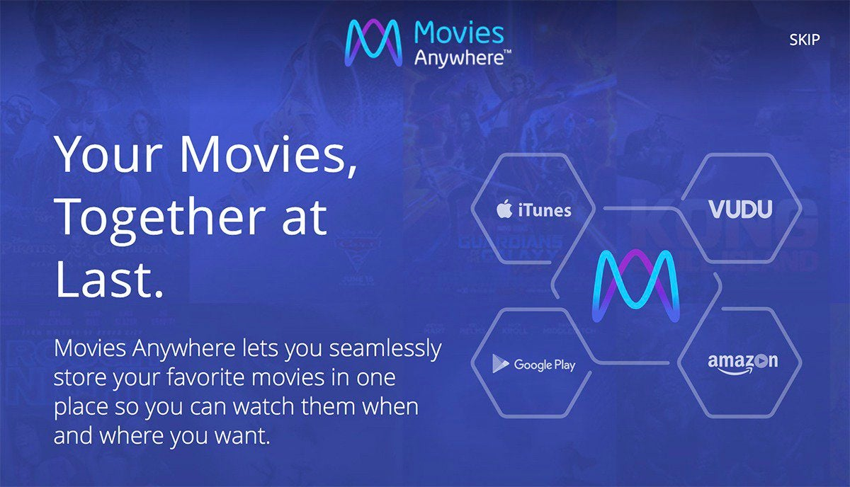 Movies Anywhere: What it is and how to use it to stream