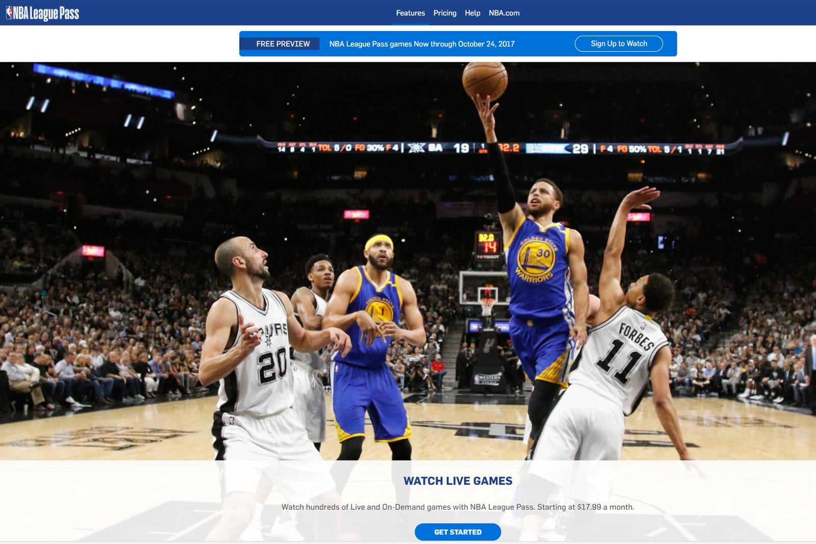 How to Watch NBA Games Live Online