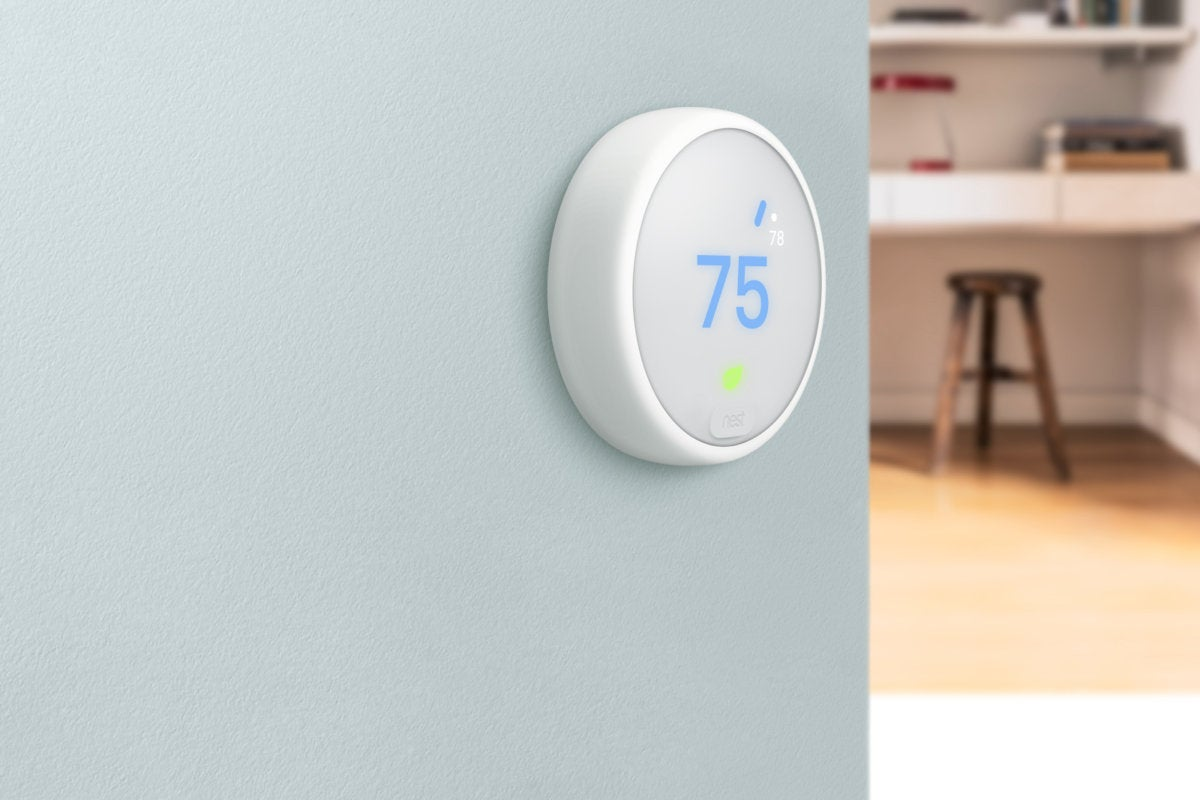 Get ready for winter with this Nest Thermostat E and Google Home deal