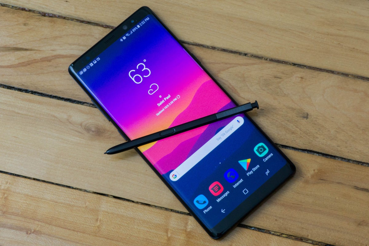 samsung galaxy note 8 tips tricks and secrets pcworld. Black Bedroom Furniture Sets. Home Design Ideas