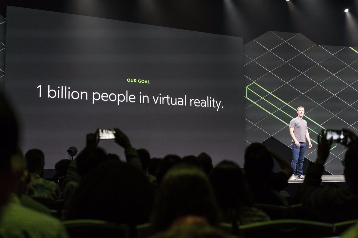 oculus go 1 billion people
