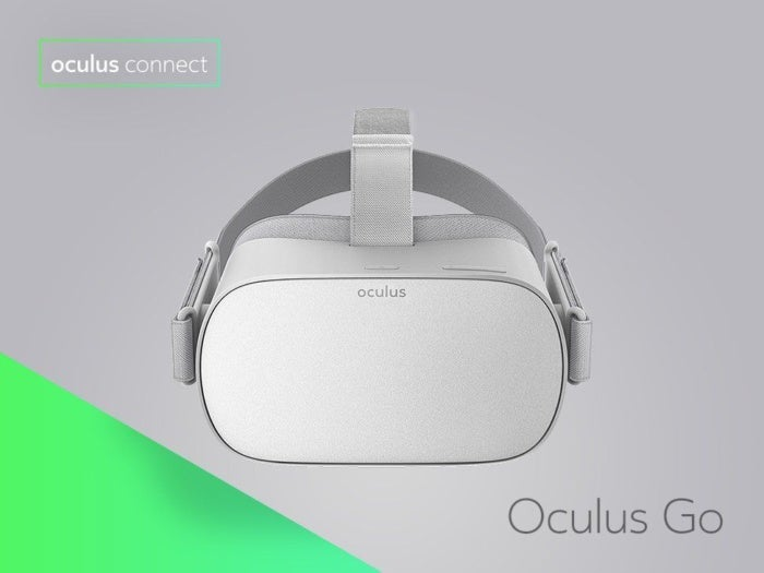 Oculus Go is a standalone $199 VR headset that doesn't need