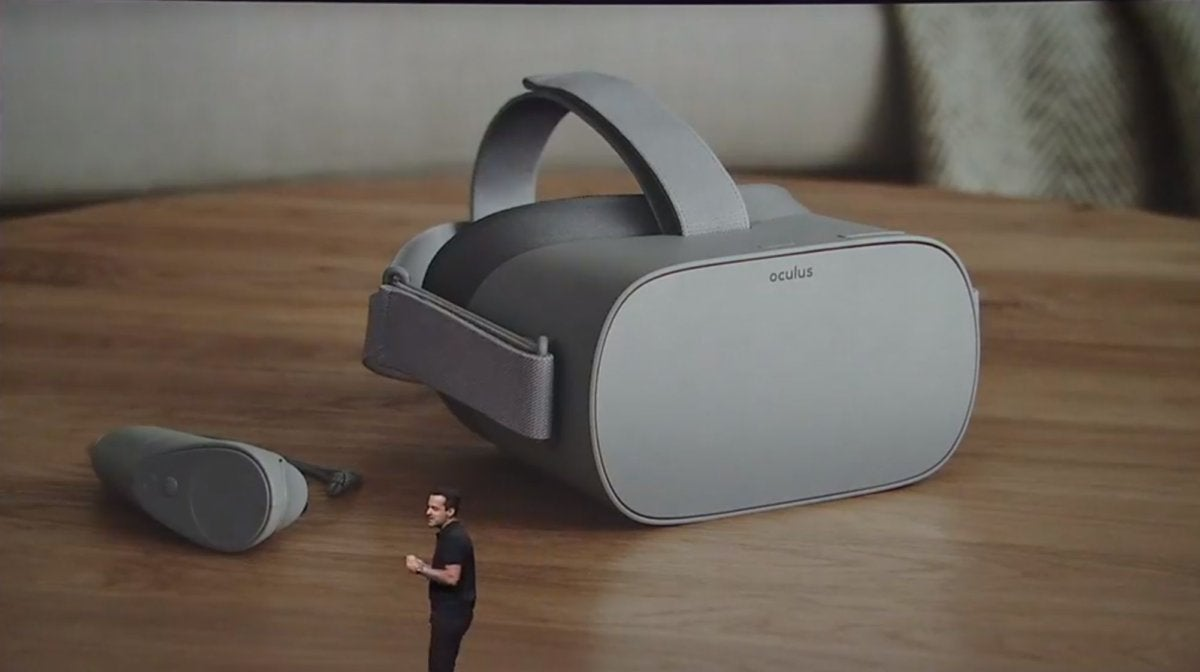 oculus go with controller