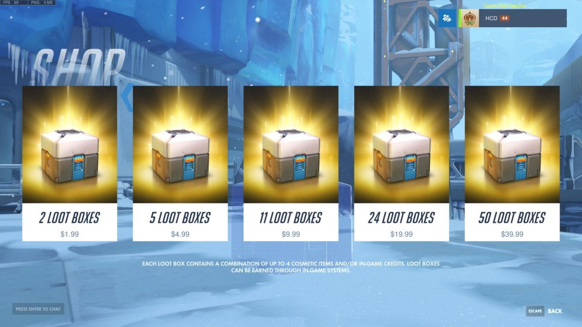 How loot boxes are ruining games and making them unfair