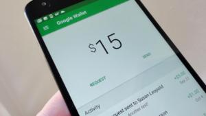 p2p payment roundup google wallet main interface