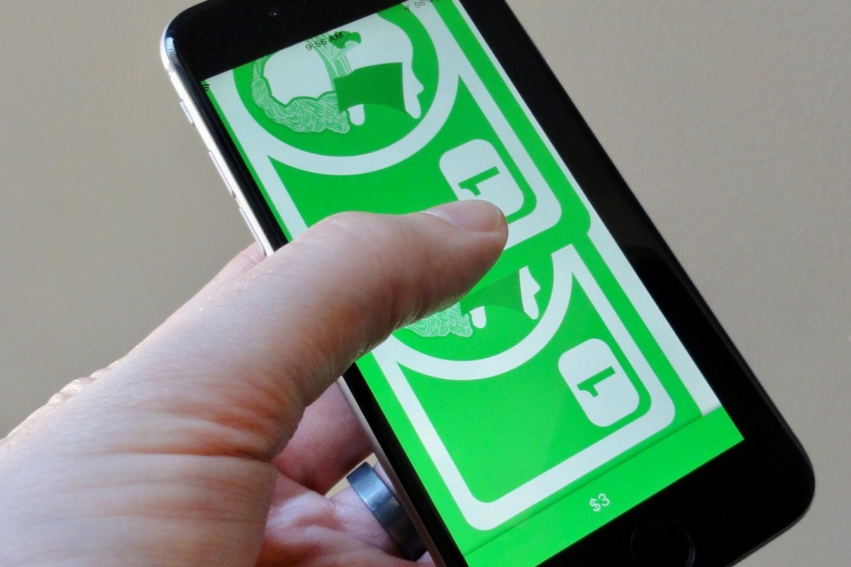 Snapcash review: Send cash to Snapchatters in a snap, or
