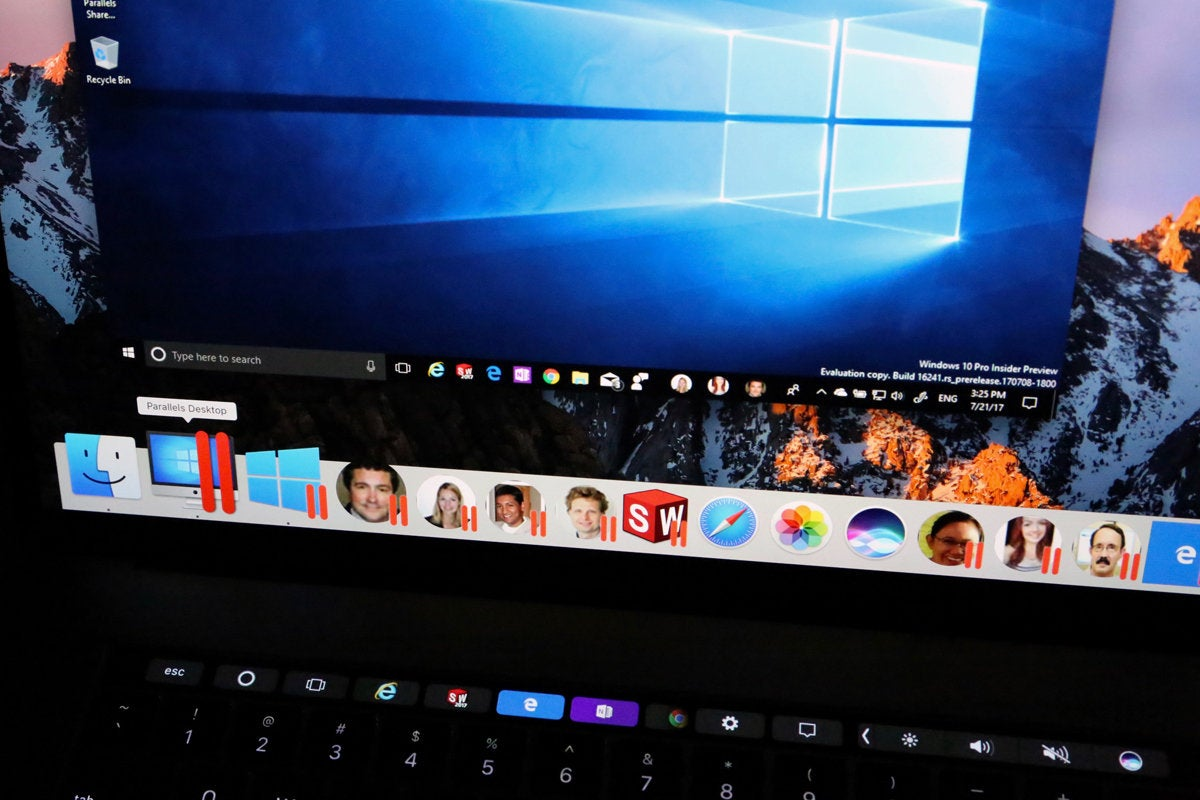 Parallels Desktop 13 review: Now your MacBook Pro Touch Bar works