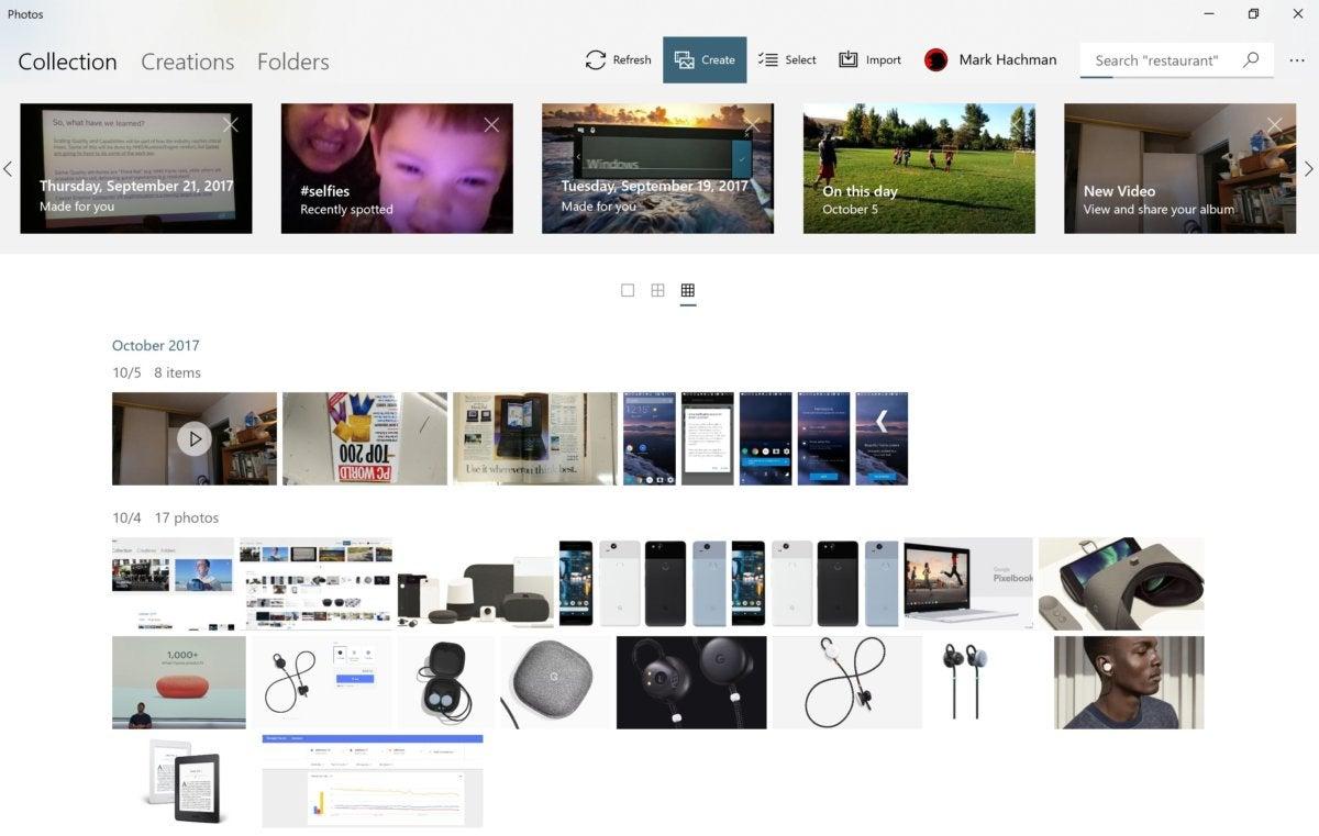 photos story remix