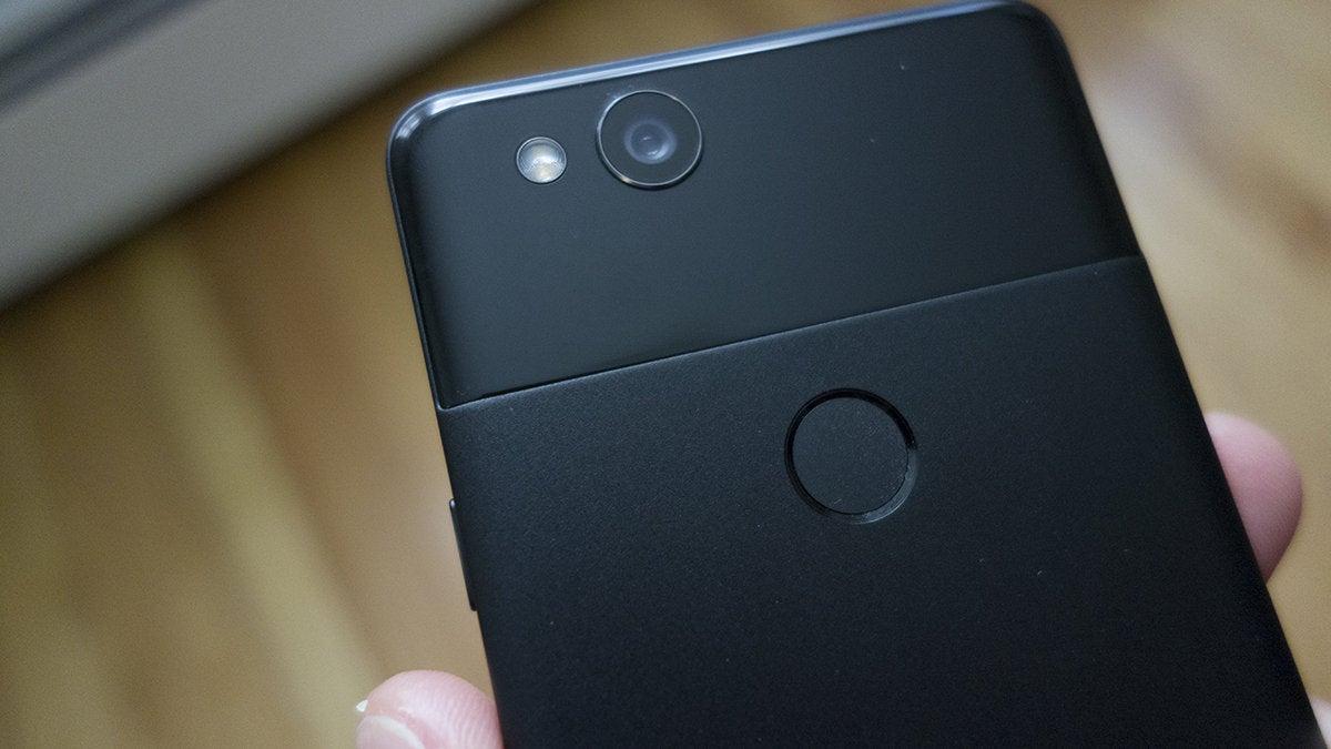 pixel 2 back camera