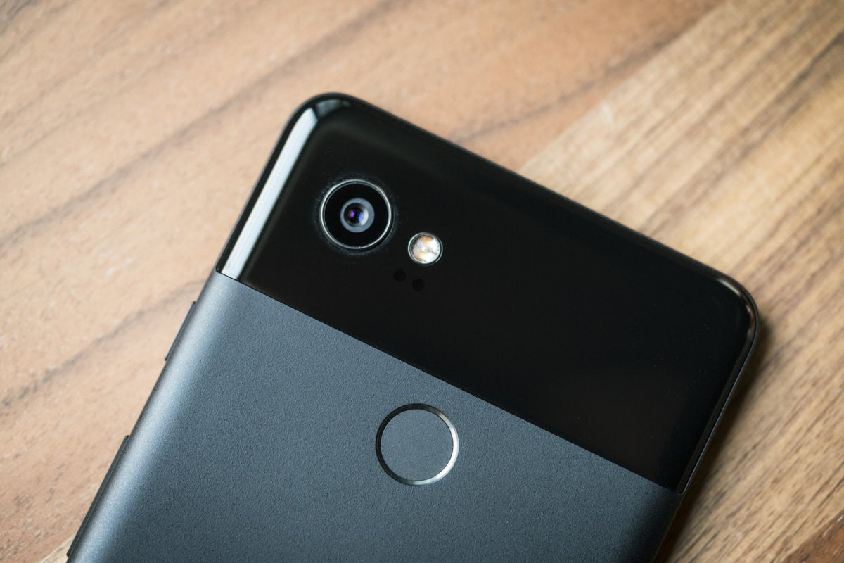 pixel 2 xl camera bump