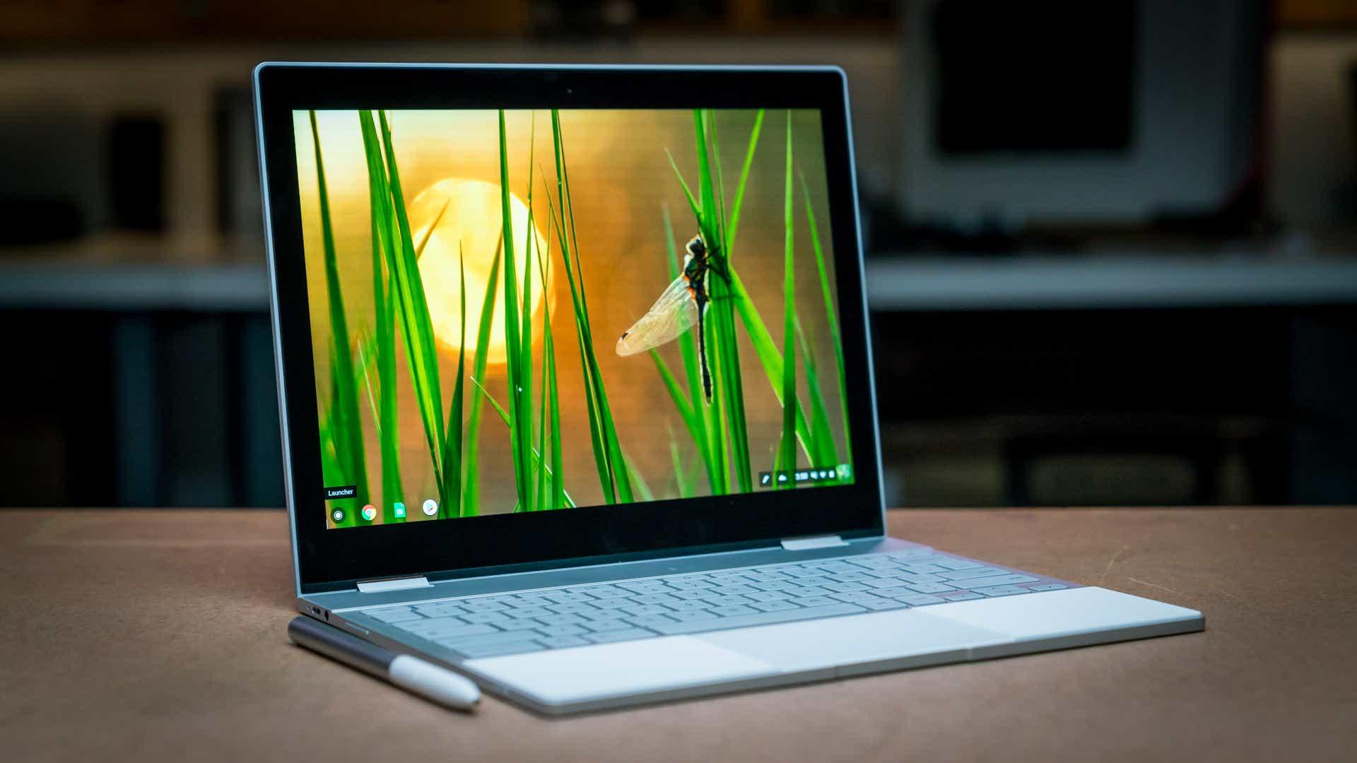 Pixelbook (Core i5, 8GB RAM, 256GB eMMC)