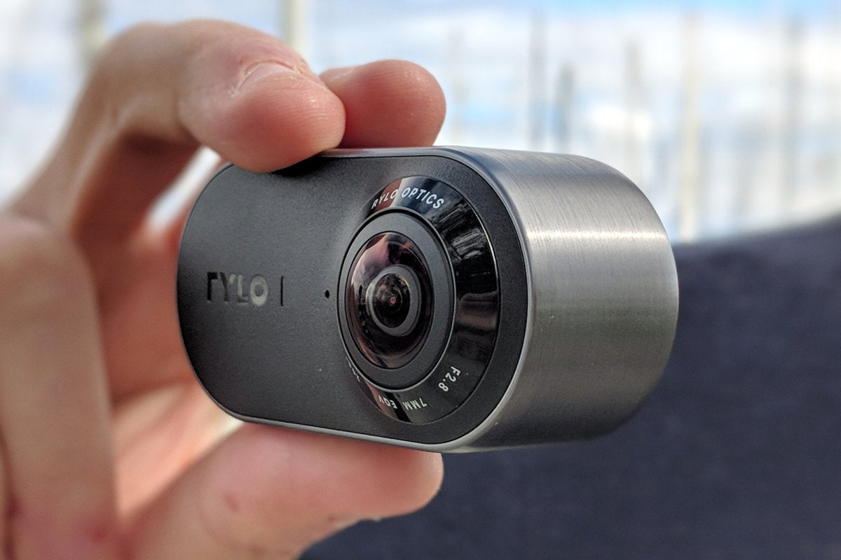 Rylo is a 360-degree video camera that magically follows the