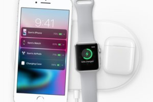 Apple wireless charging AirPower