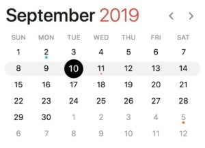 sept. 2019