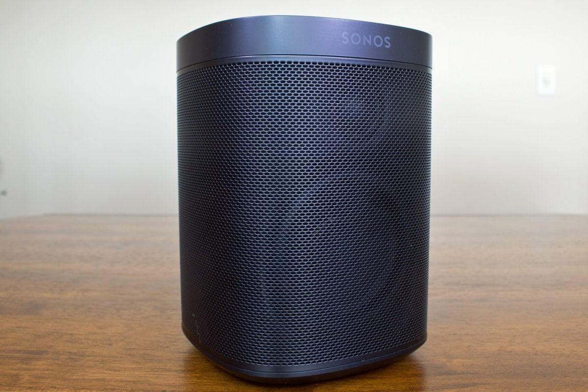 Sonos One review: Amazon's Echo and Alexa inside a superior