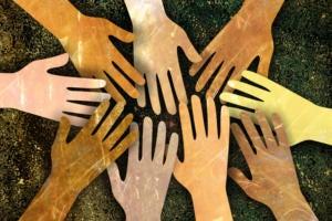 teamwork equality multi cultural diversity