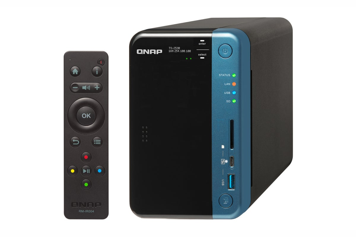 QNAP TS-253B review: A short talk with a NAS box | TechHive